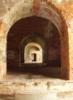 stone arch doorway