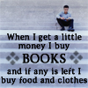 i buy books