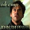 Shep - oh crap