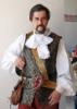 пиратство, семнадцативечное, пижон, шпага, костюм