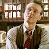 Blessed Lunatic: Giles smug face