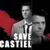 ! SAVE CASTIEL