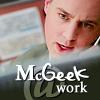 Vamanos. I wish.: NCIS - McGee @ work
