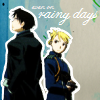 Meltintalle: FMA rainy day