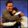 Machiavellian Puppet Master: WC-- neal hugs peter