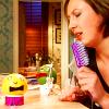 seren_ccd: Miranda and her fruit friend