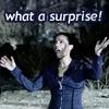 DW - What a surprise!
