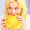 jncar: Leslie waffles