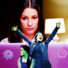 danni ϟ my patronus is a meerkat: Glee: Rachel/Elphaba