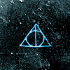 Laura: hp; deathly hallows