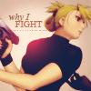 FMA Riza Why I fight