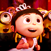 despicable me • agnes; it's so fluffy