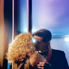 ☮ + ♡ + ☺: doctor who - r/d; picture it backwards
