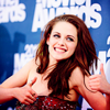 Comic Book Goddess: kstew - mtvma thumbs up