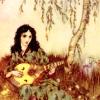 katyhasclogs: Lute Girl