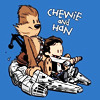 Kelly: chewie and