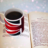 Books - British mug