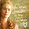 fanficcionista: [GoT] Cersei is my Queen