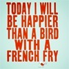 Siofra: happy bird