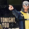 X-Men; TONIGHT - YOU