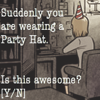Jones Party Hat