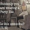 Jones Party Hat