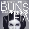 barbie: princess leia