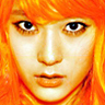ㅡ krystal ☉ orange