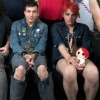 gee and frank knees