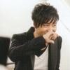 Hikaru: Tsuyoshi giggling