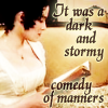 Lizzie B -- Comedy of Manners by sallymn