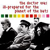 Doctor: Planet of the Hats