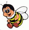 пчела рисунок