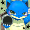 POKEMON - Blastoise see my GUN