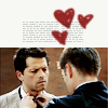 PicklePegg: Season 5 Dean & Cas tie fixation