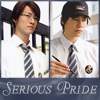 Rikkaidai - Serious Pride