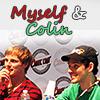 Lenre Li: Bradley/Colin - myself & Colin