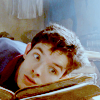 The Writer They Call Tay: MERLIN: Hard night studying