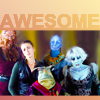 virkatjol: [Farscape] Team Awesome
