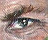 his beloved eye