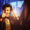 Nana: Doctor Who - Eleven approves !