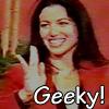 Claudia Geek