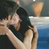 Bizarra: John Aeryn offcenter kiss