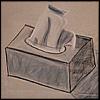 Tissue Box (drawing)