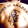 SOA - back tattoo