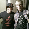 Keep calm and warble on w/ Nick
