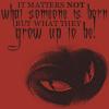 HP → It Matters Not