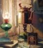 лампа-чайник