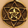 pentacle, star, religion