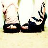 bat feet; stock